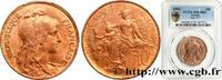 10 centimes Daniel-Dupuis 1906  III REPUBLIC 1906 (30mm, 10g, 6h ) ST  380,00 EUR  Excl. 10,00 EUR Verzending