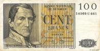 100 Francs 1957 BELGIUM BELGIUM 100 Francs 1957 TTB SS  12,00 EUR  + 10,00 EUR frais d'envoi