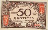 50 Centimes 1917 FRANCE regionalism and various FRANCE regionalism and ... 9.27 US$ 8,50 EUR  +  10.90 US$ shipping