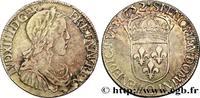 Demi-écu à la mèche longue 1652  LOUIS XIV 'THE SUN KING' 1652 (31,5mm,... 180,00 EUR  +  10,00 EUR shipping