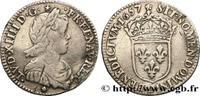 Douzième d'écu à la mèche longue 1657  LOUIS XIV 'THE SUN KING' 1657 (2... 150,00 EUR  +  10,00 EUR shipping