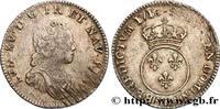 Dixième d'écu dit 'vertugadin' 1716  LOUIS XV 'THE WELL-BELOVED' 1716 (... 150,00 EUR  +  10,00 EUR shipping