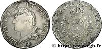 """Écu dit """"à la vieille tête"""" 1771  LOUIS XV 'THE WELL-BELOVED' 1771 (40m... 245.84 US$ 230,00 EUR  +  10.69 US$ shipping"""