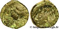 """Bronze """"à l'aigle et au serpent"""", incus c. avant 52 AC.  GALLIA - CARNU... 100,00 EUR  +  10,00 EUR shipping"""