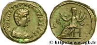 Tétradrachme 263-264 THE MILITARY CRISIS(235 AD to 284 AD) SALONINA 263... 125,00 EUR  +  10,00 EUR shipping