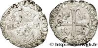 Douzain aux deux H, 1er type 1588  HENRY III 1588 (24,5mm, 2,27g, 4h ) ... 55,00 EUR  +  10,00 EUR shipping