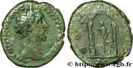 As 159-160 THE ANTONINES (96 AD to 192 AD) ANTONINUS PIUS 159-160 (25mm... 150,00 EUR  +  10,00 EUR shipping