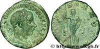 THE MILITARY CRISIS(235 AD to 284 AD) Sesterce 241-243 vz- GORDIAN III 2... 9357 руб