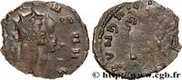 THE MILITARY CRISIS(235 AD to 284 AD) Antoninien 265-266 ss  /  s GALLIE... 130,00 EUR