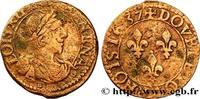 Double tournois, 9e type de Tours 1637  LOUIS XIII 1637 (21mm, 2,99g, 6... 90,00 EUR  +  10,00 EUR shipping