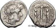 Denier 134 AC. THE REPUBLIC (280 BC to 27 BC) MINUCIA 134 AC. (21mm, 3,... 120,00 EUR  +  10,00 EUR shipping