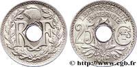25 centimes Lindauer, Cmes souligné 1917  III REPUBLIC 1917 (24mm, 4,94... 190,00 EUR  +  10,00 EUR shipping