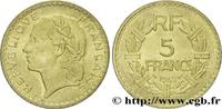 5 francs Lavrillier, bronze-aluminium 1945  PROVISORY GOVERNEMENT OF TH... 95,00 EUR  +  10,00 EUR shipping
