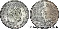 5 francs Ier type Domard, tranche en relief 1831  LOUIS-PHILIPPE I 1831... 180,00 EUR  +  10,00 EUR shipping