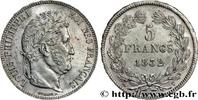5 francs IIe type Domard 1832  LOUIS-PHILIPPE I 1832 (37mm, 24,95g, 6h ... 160,00 EUR  +  10,00 EUR shipping
