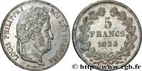 5 francs IIe type Domard 1834  LOUIS-PHILIPPE I 1834 (37mm, 24,90g, 6h ... 120,00 EUR  +  10,00 EUR shipping