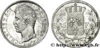 5 francs Charles X, 2e type 1827  CHARLES X 1827 (37mm, 24,79g, 6h ) SS  135,00 EUR  +  10,00 EUR shipping