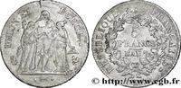 5 francs Union et Force, Union serré, avec glands  1799  DIRECTOIRE 179... 380,00 EUR  +  10,00 EUR shipping