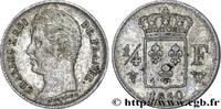 1/4 franc Charles X 1830  CHARLES X 1830 (15mm, 1,25g, 6h ) S  80,00 EUR  +  10,00 EUR shipping
