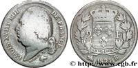 2 francs Louis XVIII 1824  LOUIS XVIII 1824 (27mm, 10g, 6h ) SGE  120,00 EUR  +  10,00 EUR shipping