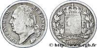 1/2 franc Louis XVIII 1822  LOUIS XVIII 1822 (17,93mm, 2,54g, 6h ) S  120,00 EUR  +  10,00 EUR shipping