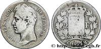 2 francs Charles X 1829  CHARLES X 1829 (27,03mm, 9,89g, 6h ) SGE  120,00 EUR  +  10,00 EUR shipping