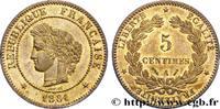 5 centimes Cérès 1881  III REPUBLIC 1881 (25mm, 5g, 6h ) VZ  80,00 EUR  +  10,00 EUR shipping