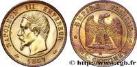 Dix centimes Napoléon III, tête nue 1857  SECOND EMPIRE 1857 (30mm, 10g... 230,00 EUR  +  10,00 EUR shipping