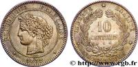 10 centimes Cérès 1872  III REPUBLIC 1872 (30mm, 9,83g, 6h ) VZ  95,00 EUR  +  10,00 EUR shipping
