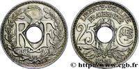 25 centimes Lindauer, Cmes souligné 1916  III REPUBLIC 1916 (24mm, 5g, ... 180,00 EUR  +  10,00 EUR shipping