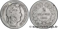 2 francs Louis-Philippe 1835  LOUIS-PHILIPPE I 1835 (27mm, 10g, 6h ) SGE  160,00 EUR  +  10,00 EUR shipping
