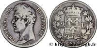 2 francs Charles X 1827  CHARLES X 1827 (27mm, 10g, 6h ) S  220,00 EUR  +  10,00 EUR shipping