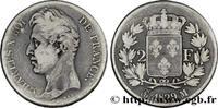 2 francs Charles X 1829  CHARLES X 1829 (27mm, 10g, 6h ) S  160,00 EUR  +  10,00 EUR shipping