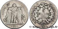5 francs Union et Force, Union serré, avec glands  1800  CONSULAT 1800 ... 230,00 EUR  +  10,00 EUR shipping