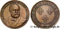 Module de 5 francs, monnaie de propagande n.d.  HENRI V COMTE DE CHAMBO... 350,00 EUR  +  10,00 EUR shipping