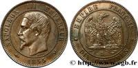 Dix centimes Napoléon III, tête nue 1855  SECOND EMPIRE 1855 (30mm, 9,8... 150,00 EUR  +  10,00 EUR shipping