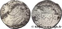 Teston, 10e type 1575  HENRY III. COINAGE AT THE NAME OF CHARLES IX 157... 100,00 EUR  +  10,00 EUR shipping