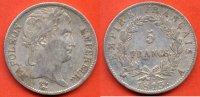 1813 A 5 FRANCS NAPOLEON 1er 5 FRANCS NAPOLEON 1er REVERS EMPIRE ANNEE... 160,00 EUR  zzgl. 10,00 EUR Versand