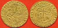1423 HENRI VI HENRI VI 1422-1453 SALUT D OR 2e EMISSION A/ HENRICVS DE... 2590,00 EUR  zzgl. 20,00 EUR Versand