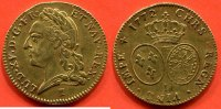 LOUIS XV  1772 I ss+ LOUIS XV 1715-1774 DOUBLE LOUIS D'OR A LA VIEILLE T... 4100,00 EUR