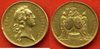1715-1774 LOUIS XV LOUIS XV 1715-1774 MEDAILLE D'EPOQUE EN OR A/ LUD.X... 3500,00 EUR  zzgl. 20,00 EUR Versand