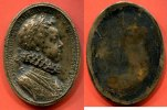 1610-1643 LOUIS XIII LOUIS XIII 1610-1643 FONTE POSTERIEURE  EN BRONZE... 200,00 EUR  zzgl. 10,00 EUR Versand