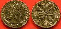 1461 LOUIS XI LOUIS XI 1461-1483 ECU D'OR A LA COURONNE 1ere EMISSION ... 1800,00 EUR  zzgl. 20,00 EUR Versand