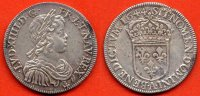 LOUIS XIV  1644 A  LOUIS XIV 1643-1715 DEM...