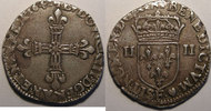 LOUIS XIII (1610-1643)  1610-1643  Monnaie...