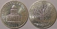 1995 100 Francs Monnaie française, Phantéon, 100 francs 1995   180,00 EUR