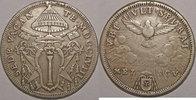 1758 Vatikanstadt Monnaie étrangère, Vatican, 1/2 Scudo 1758   220,00 EUR