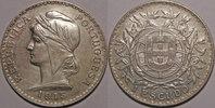 1915 Portugal Monnaie étrangère, Portugal, 1 Escudo 1915   70,00 EUR  Excl. 7,00 EUR Verzending