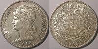 1916 Portugal Monnaie étrangère, Portugal, 1 Escudo 1916   70,00 EUR  Excl. 7,00 EUR Verzending