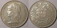 1915 Portugal Monnaie étrangère, Portugal, 1 Escudo 1915   70,00 EUR  zzgl. 7,00 EUR Versand